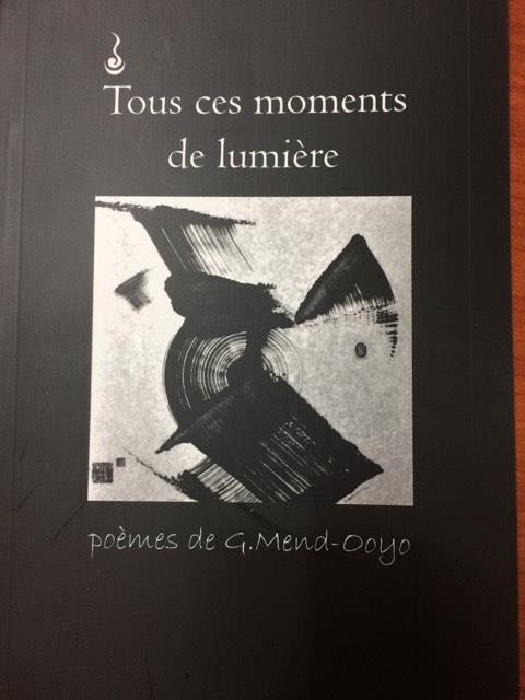 A poetry collection featuring the poetry of Mend-Ooyo published in France